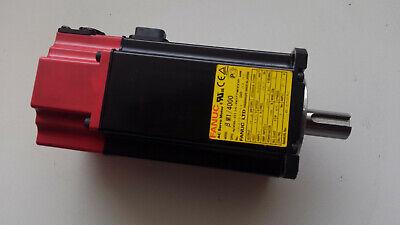Fanuc Beta Series Ac Servo Motor - A06b-0116-b077 400w Cnc