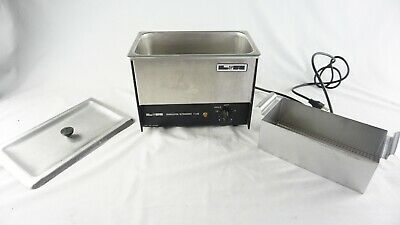 Untested Lr T-14b Solid State Ultrasonic Dental Tool Bath Cleaner System