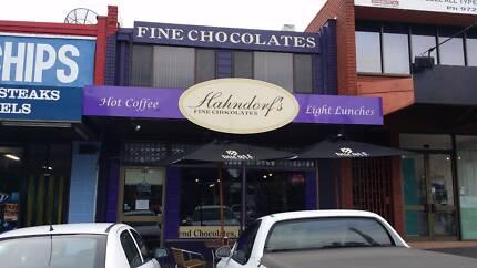 hahndorfs fine chocolates Croydon South Maroondah Area Preview