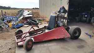 175cc go kart Cambrai Mid Murray Preview