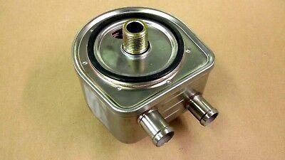 Jcb Parts - Oil Cooler For Various Jcb Models Part No. 332g9932