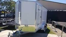 14 x 6 Enclosed Tandem V-nose 3.5t Clontarf Redcliffe Area Preview