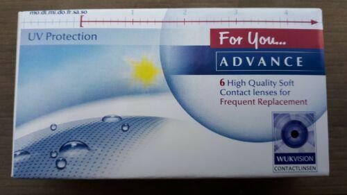 For You.... Advance Kontaktlinsen, -8.5, 6x