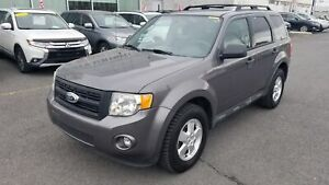 2012 Ford Escape XLT V6 AWD MAGS+BLUETOOTH+CRUISE TOUT EQUIPE