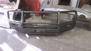 100 series Landcruiser arb winch compatible bullbar Chester Hill Bankstown Area Preview