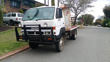 Isuzu 1993 NPS59L 4x4 Truck