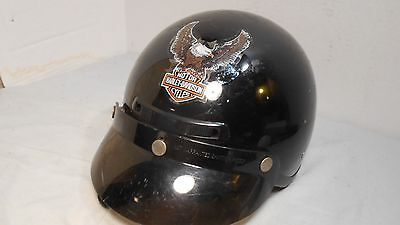 Harley Davidson Motorcycle  Helmet Size S/M