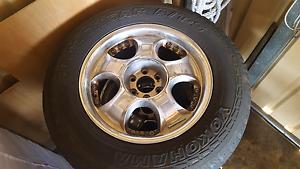 Tyres & Rims Suit Nissan Navara Ballajura Swan Area Preview