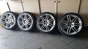 "19"" Audi RS4 Wheels (Reps) 5x112 Wetherill Park Fairfield Area Preview"