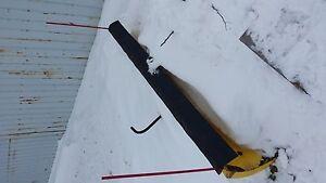 Snow plow 500 obo