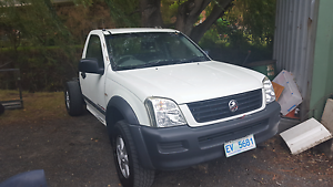 Wrecking 03 Holden rodeo 4x4 Brighton Brighton Area Preview