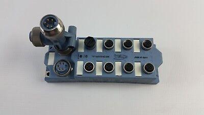 InterlinkBT TURCK busstop DeviceNet HUB JBBS 57-E811 Hub With Voltage Monitor