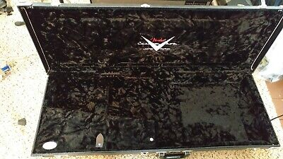 Fender custom shop guitar case