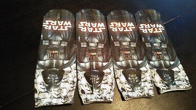 Jungen Gr. 23-26, 2 Paar Socken (1450) von Star Wars (Star Wars Kleidung Für Jungen)