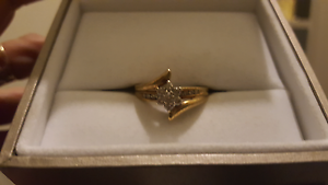 Edments Gold ring Ridgewood Wanneroo Area Preview