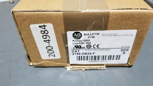 2198-DB20-F ALLEN BRADLEY