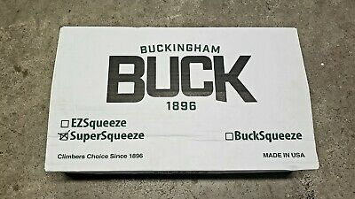 Buckingham Supersqueeze With Woven Inner Strap For Distribution 488wq4 New