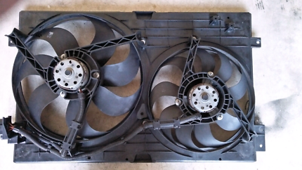 Volkswagen Golf radiator Fans (Air-con) Vw Mk4  Guildford West Parramatta Area Preview