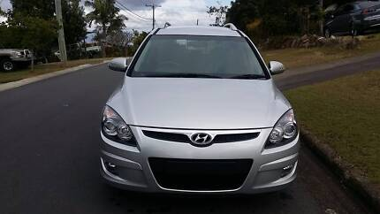 2012 Hyundai i30 Wagon Turbo Diesel with 6 months Rego Drive Away Springwood Logan Area Preview