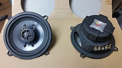 CRITICAL MASS SS5 SPEAKER AUDIO 5.25'' JL COAXIAL USA BE BEST UTOPIA AMP B