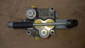 Hidraulico-Valvula-direccion-control-Dennis-eaglep-N-sk1113-EX-MILITAR-Reserva