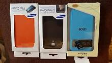Samsung Galaxy S4/S5 S view & bits for S3-S6, Note 2,3,4,edge Forest Hill Whitehorse Area Preview