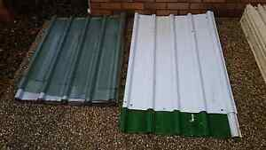 14 roofing iron tin sheets 1m - 1.3m long Narangba Caboolture Area Preview