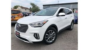 2017 Hyundai Santa Fe XL Luxury AWD NAVIGATION LEATHER PANORAMA