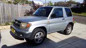 GREAT 1ST CAR PAJERO 4X4 1.6CL Glendale Lake Macquarie Area Preview
