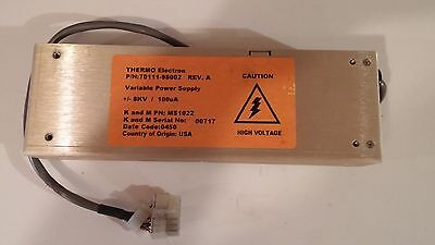 Thermo Finnigan Variable 8kv Power Supply For Tsq Quantum Ultra Pn70111-98002
