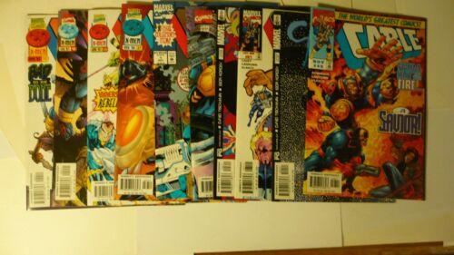 Pick your 10 comic lot $2.25 ea Cable Green Lantern Green Arrow