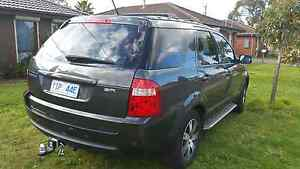 Seven seats, Ford Territory SR excellent condition Holder Weston Creek Preview