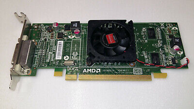 Carte graphique PCI-E Dell Radeon HD 6350 512Mb Low Profile (CN-01CX3M)