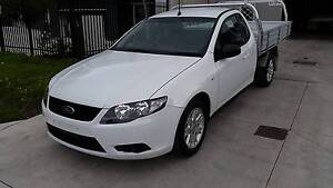2010 Ford Falcon Ute 1 TONNA Coolaroo Hume Area Preview