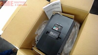 Hitachi Wj200-150hf Ac Variable Frequency Drive 380-480 Volts 38.031.0 Amps
