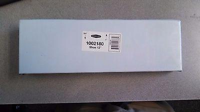 Bobrick 1002180 12 Shoe Stainless Steel