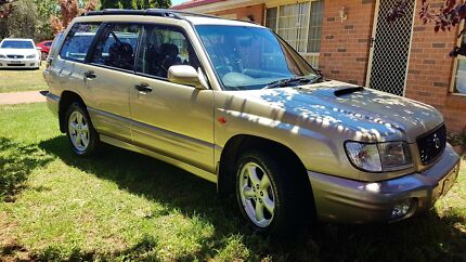 2001 GT Forester