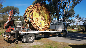 9ton Truck & Hiab for hire (Woodridge) Gingin Gingin Area Preview