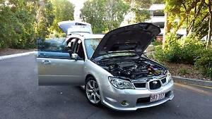 2007 Subaru Impreza Hatchback Eight Mile Plains Brisbane South West Preview