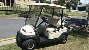 CLUB CAR PRECEDENT GOLF CART ELECTRIC GOLF BUGGY IMMACULATE Helensvale Gold Coast North Preview