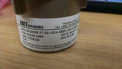Bei Sensors 01039-2485 H20 Rotary Incremental Optical Encoder