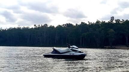 Seadoo GTX 2012 Supercharged 260