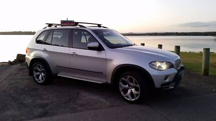 2008 BMW X5 3.0SD Twin Turbo