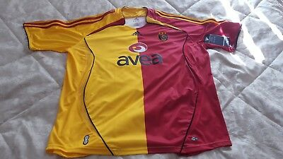 Galatasaray Home Football Shirt 2006-2007 XXL 2XL New with tags