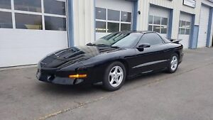 1996 Pontiac TRANS AM Formula coupe