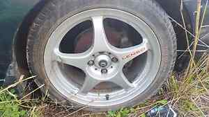"Daewoo lanos mags 16"" 114.3pcd Port Pirie Port Pirie City Preview"