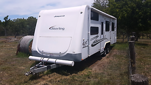 2011 Jayco Sterling 24.75.1- 8 berth (one of a kind) Springfield Lakes Ipswich City Preview