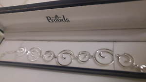 NEW Sterling silver bracelet Highton Geelong City Preview
