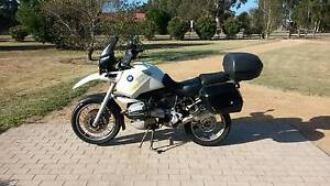 BMW R1100GS - with rego end of feb Lindenow East Gippsland Preview