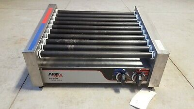 Apw Wyott Hrs-31s Commercial Hot Dog Roller Grill